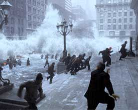 Movie still from The Day After Tomorrow