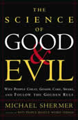 The Science of Good and Evil - book cover.