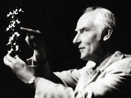 Francis Crick photo