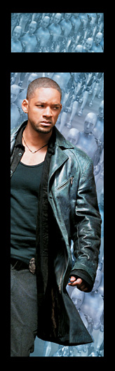 Image of Will Smith from the  I-Robot website