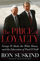 The Price of Loyalty - book cover