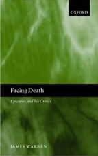 Facing Death - Book Cover