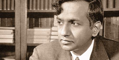Subrahmanyan Chandrasekhar (Chandra)