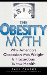 The Obesity Myth Book Cover