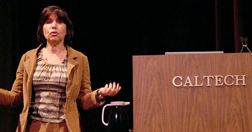 photo of Alison Gopnik