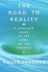 The Road To Reality (book cover)