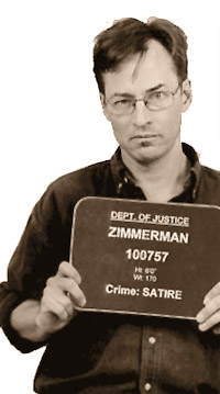 Roy Zimmerman photo
