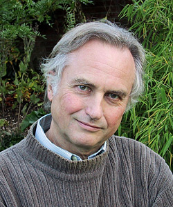 photo of Richard Dawkins by Lalla Ward