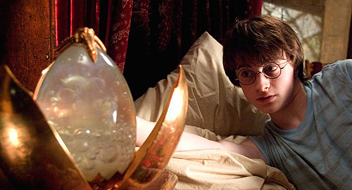 Harry Potter movie still