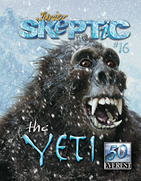 a past Junior Skeptic cover