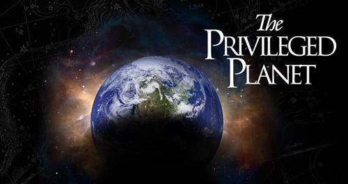 The Privileged Planet logo