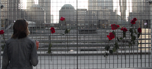 "photo of ""Ground Zero"" by Roderick Yang"