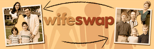 wife swap<br /> banner from ABC website