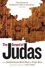 The Gospel of Judas book cover