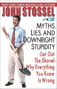 Myth, Lies, and Downright Stupidity, cover
