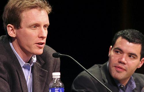 Tapio Schneider and Chris Mooney
