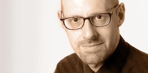Richard Wiseman portrait