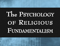 The Psychology of Religious Fundamentalism (cover)