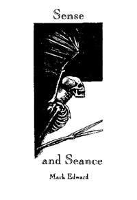Sense and Seance, cover