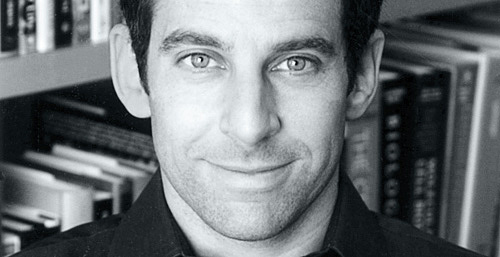 Sam Harris (photo by Sara Allan)