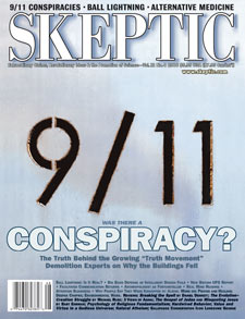 Skeptic magazine, Volume 12, Number 4 (cover)