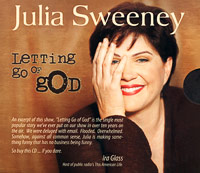 Letting Go of God (CD box art)