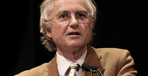 Richard Dawkins at Caltech
