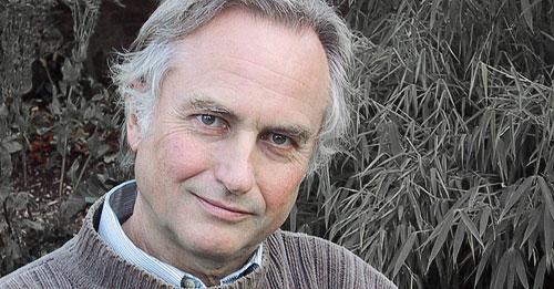 Dr. Richard Dawkins (photograph by Lalla Ward)