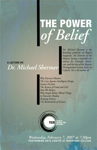 The Power of Belief poster