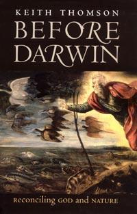 Before Darwin (cover)