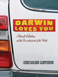 Darwin Loves You (cover)