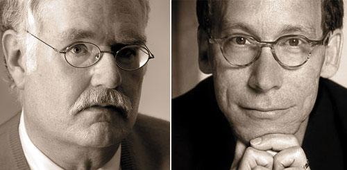Dr. Frank Tipler and  Dr. Lawrence Krauss