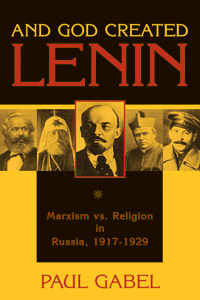 And God Created Lenin (cover)