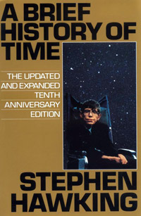 A Brief History of Time (cover)