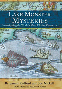 Lake Monster Mysteries (cover)