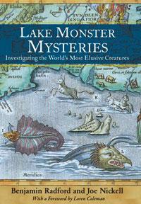 Lake Monster Mysteries (cover)