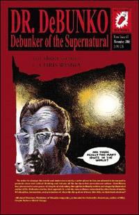 Dr. DeBunko cover