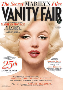 Vanit Fair Cover (Oct 2008)
