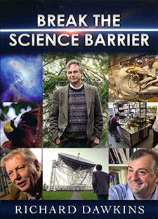 Break the Science Barrier (DVD cover)