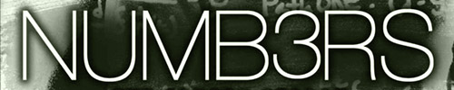 Numb3rs logo