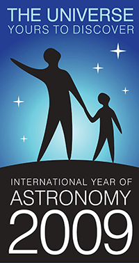 International Year of Astronomy logo