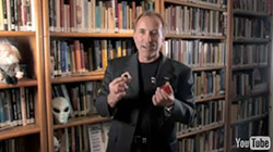 Shermer with magic cube