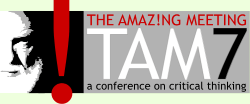 The Amazing Meeting 7 web banner