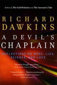 A Devil's Chaplain (book cover)