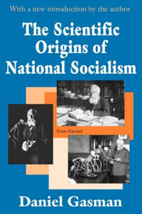 The Scientific Origins of National Socialism (book cover)