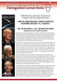 Origins and The Big Questions: Conference 2008. Part 4 (DVD cover)