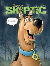 Junior Skeptic issue 34 cover