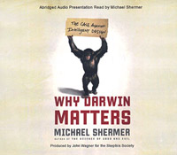 Why Darwin Matters (CD cover)