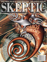 Skeptic magazine cover (8/3)