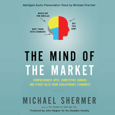 Mind of the Market (CD cover)